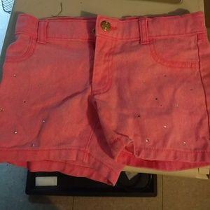 Carter's 6/6x jean shorts